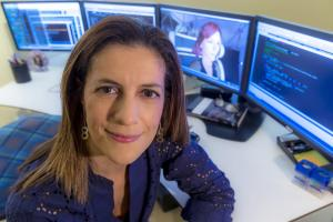 Interim Director Prof. Cristina Videira Lopes