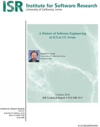 Software Engineering in ICS – A 50-year History
